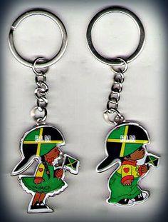 Reggae Land Muzik Store - Jamaica Flag - Bad Boy : Keychain , $4.98 (http://www.reggaelandmuzik.com/jamaica-flag-bad-boy-keychain/)