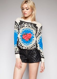 http://www.glamzelle.com/collections/whats-glam-new-arrivals/products/baroque-rose-sweater