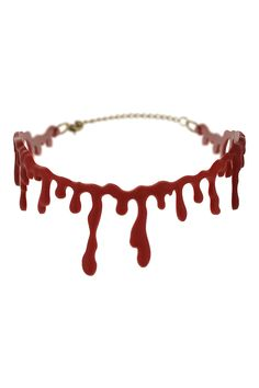 Blood Drip Choker - Jewelry - Bags & Accessories
