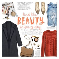 """Everyday beauty"" by purpleagony ❤ liked on Polyvore featuring moda, Avenue y yoins"