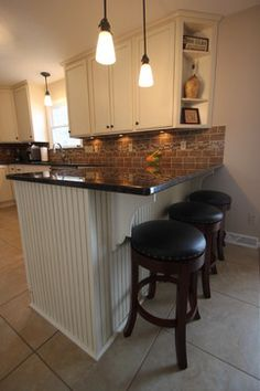 Small Kitchen Remodels Design Ideas, Pictures, Remodel, and Decor - page 7
