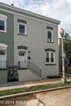 202 B Warren Street Northeast, Washington DC