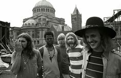 Allman Brothers Band, Boston, 1969: A. J. Sullivan.