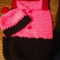 I just added this to my closet on Poshmark: Cupcake Bundle Bag w/ Cupcake cap. Price: $25 Size: OS