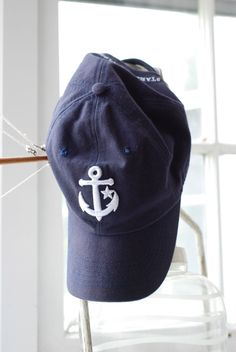 This is an antique brass extendable nautical telescope with wonderful leather case stitched. It has excellent optics for real viewing and would make a wonderful usable nautical decor in any office, boat or home. Nautical Outfits, Nautical Fashion, Nautical Style, Nautical Clothing, Nautical Anchor, Nautical Hats, Nantucket Style, Coastal Style, Coastal Living