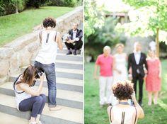 Behind The Scenes | Instante Fotografia