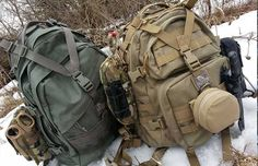 How to Pack your Bug Out Bag -By Pat Henry on April 16, 2014