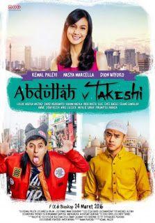 Sinopsis, review dan trailer film Abdullah dan takeshi (2016) dari http://www.celebtube.click