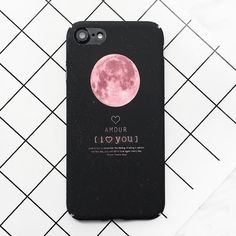 LACK Top Selling Space Moons Phone Case For iPhone6 Fashion Candy Cartoon airplane frosted Back Cover For iphone 6S 7 7Plus Capa
