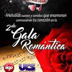 #HoyEnLaIsla - Buenos días! Hoy a las 6:00pm en el auditorio de la #ucs sigue la competencia en la 5ta edición de #lavozlíder. Ya las barras están listas y el equipo de la @ucssigo estará apoyandando éxitos!  #vozlider #competencia #canto #pasión #entusiasmo #emoción #romántica #ucs #sigo #RSE #Regrann