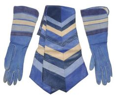 Driving Scarf and Gloves  Coco Chanel, 1920s  Christie's
