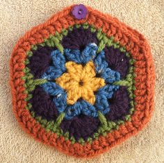 Crochet inspiration via Crochetbird