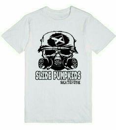 Tshirt slide pumpkids Available at https://www.instagram.com/p/BX-nkzkF-CQ/ #slidepumpkids #pumpkidskats #tshirt #kaos