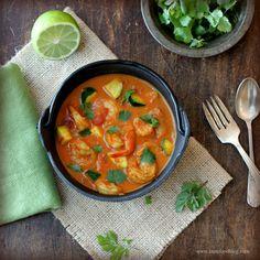 shrimp curry low sodium tf
