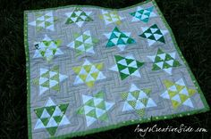 Doll Quilt Swap - Sent! - Amy's Creative Side