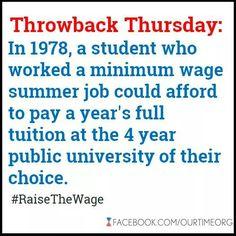 #RaiseTheWage #UniteBlue