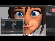 easyCombo (Script for Facial Rigging) - YouTube