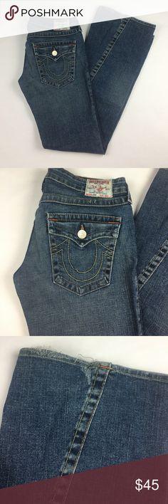 True Religion Jeans Gently worn!! True Religion Jeans Boot Cut
