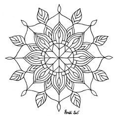 Free Mandala Patterns | Deltahäkelei