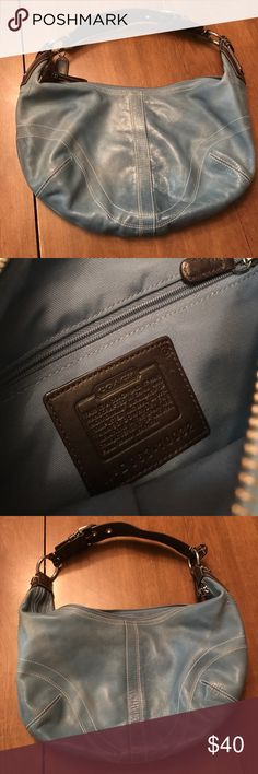 Coach purse Coach purse in good shape. Coach Bags Shoulder Bags
