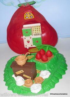 ... Vintage Strawberry Shortcake, Strawberry Shortcake Doll and Strawberry