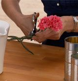 How to Make an Inexpensive Centerpiece Video and Steps | Real Simple