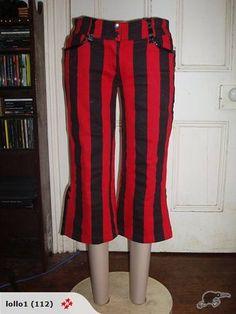 pirate legs - YAR