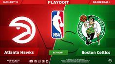 NBA on Playdoit! Atlanta Hawks vs Boston Celtics 🏀 Join now and be part of this big community of winners! 😎👍 > http://www.playdoit.com