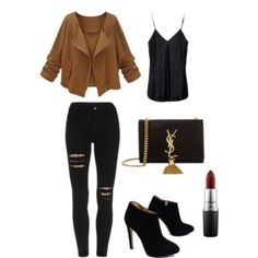 """Dinner with Friends"" Outfit"