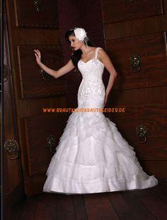 2013 Designes Brautkleid im Meerjungfrauenstil