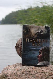 Ullan Luetut kirjat: Johanna Valkama Itämeren Auri Book Covers, Literature, Books, Fantasy, History, Literatura, Livros, Libros, Livres