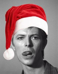 DAVID BOWIE happy Christmas.
