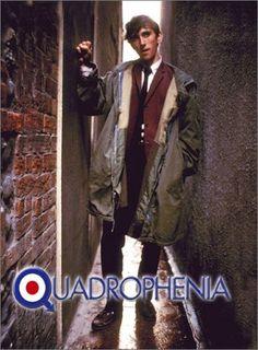 Phil Daniels in Quadrophenia Fashion Mode, Mod Fashion, Fred Perry Polo, Fishtail Parka, Mod Scooter, Paul Weller, Mod Girl, Swinging London, 60s Mod