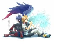 Kingdom Hearts - Vanitas x Ventus - VanVen