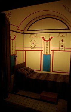 Cubiculum o dormitori romà, Romanorum Vita