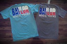 Baylor Waco, Texas T-Shirt