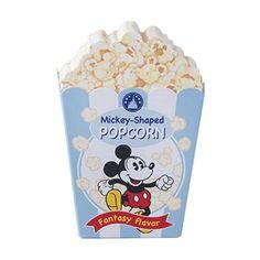 ポップコーン ミッキー メモ 東京ディズニーリゾート