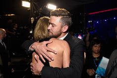 Taylor Swift Could Not Stop Hugging Calvin Harris at the iHeartRadio Awards, and It Was Great