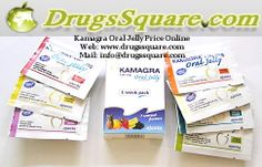 Kamagra Oral Jelly Online manufacturer Ajanta at Drugssquare used as ED treatment medication. For buy Kamagra Oral Jelly on discounted prices worldwide.