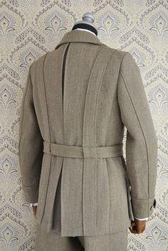 お待たせ致しました!! 今年の一押しラインナップ!! 入荷です!! AJ-022 Keeper's Tweed Norfolk Jacket ¥128,800/¥135,240 AJ-023 Herri...