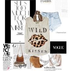 simple style by esthii on Polyvore