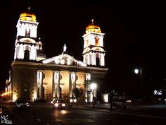 Catedral - Vista Nocturna - San Miguel de Tucuman