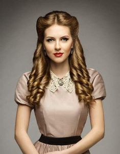 Victorian Hairstyles – Latest Hairstyle in 2020 Latest Braided Hairstyles, Romantic Hairstyles, Best Wedding Hairstyles, Trending Hairstyles, Down Hairstyles, Girl Hairstyles, Vampire Hairstyles, 1800s Hairstyles, Medium Hair Styles