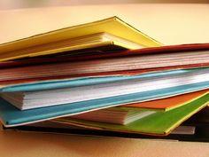 Cuadernos A6 2012