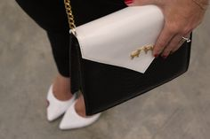 Cartera Jimena Mujica Zapatos LaLaLove La Vida de Serendipity #Black&White