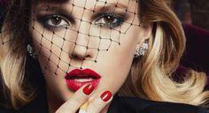 Sigrid Agren par Claudia & Stefan pour Vogue Paris