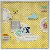 A Project by *Jaime Warren* from our Scrapbooking Gallery originally submitted 03/19/12 at 12:00 AM