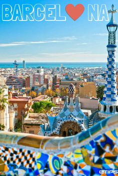 Barcelona Pictures | A View On the City