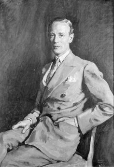 Leslie Howard by Nikol Schatterstein - Museum of the City of New York, Theatre Collection, which was originally on display in the inner lobby of the Empire Theatre, NYC Hollywood Stars, Classic Hollywood, Leslie Howard, London United Kingdom, Guys Be Like, Silent Film, Agatha Christie, Caricature, The Dreamers