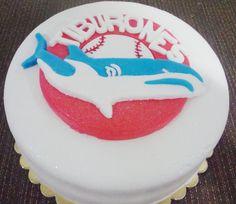 Cake Tiburones de la Guaira